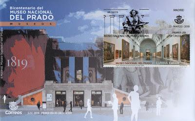 Sobre PDC del sello del Museo del Prado