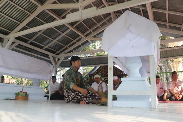 Pertahankan Tradisi Ziarah Leluhur Jelang Hari Jadi Kabupaten Trenggalek