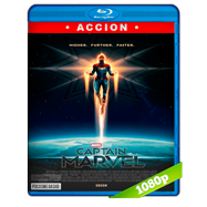 Capitana Marvel (2019) BRRip 1080p Audio Dual Latino-Ingles