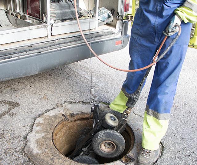 mantenimiento de alcantarillado Tarragona