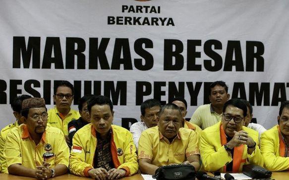 Syamsu Djalal Resmi Dicopot dari Ketua Mahkamah Partai Berkarya, Ini Penyebabnya