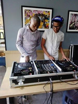 Andyboi - Emhlabeni (Afro Drummers Dub Remix)