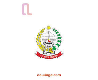 Logo Provinsi Sulawesi Selatan Vector Format CDR, PNG