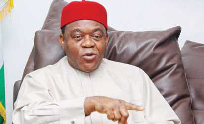 Sen. Orji denies enjoying pension as ex governor