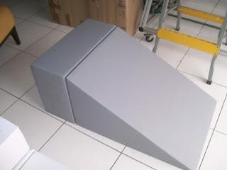 rampa sofá de abrir