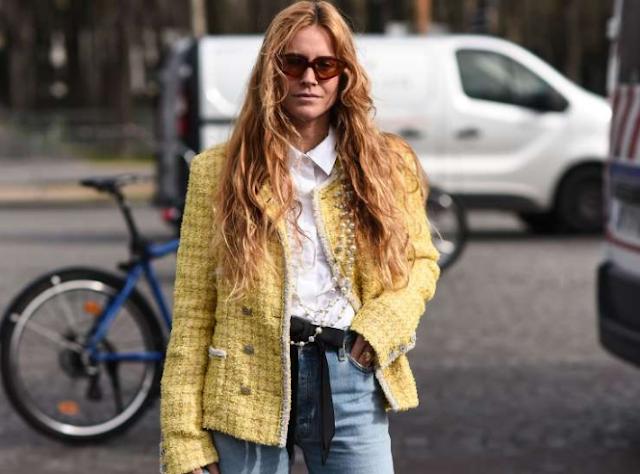 Tendencias para usar jeans rectos este 2020