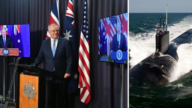 Di Balik Pakta AUKUS, Australia Kumpulkan Kekuatan untuk Perang Lawan China