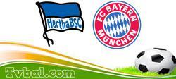 Hertha Berlin vs Bayern