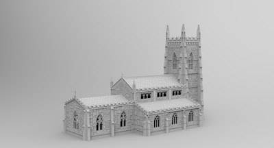 STRETCH GOAL £6500 LOCKED CHURCH picture 1