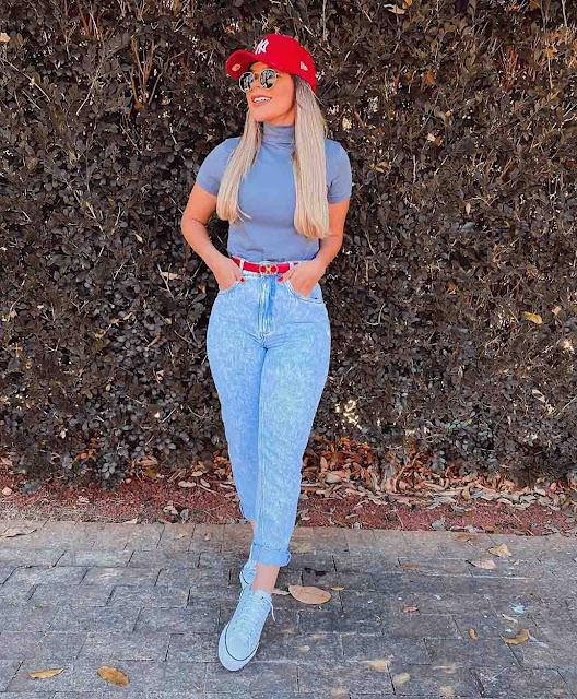 8 ideias de looks com jeans e t-shirt