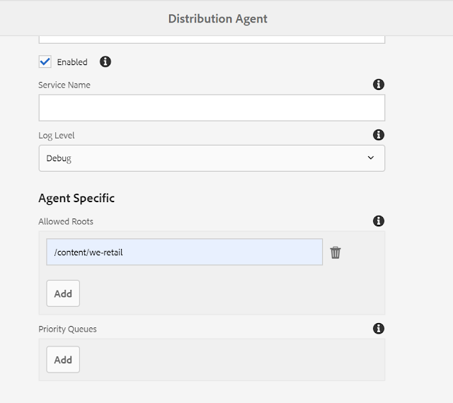 distribution-agent-aem