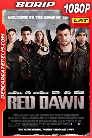 Amenaza roja (2012) BDrip 1080p Latino – Ingles