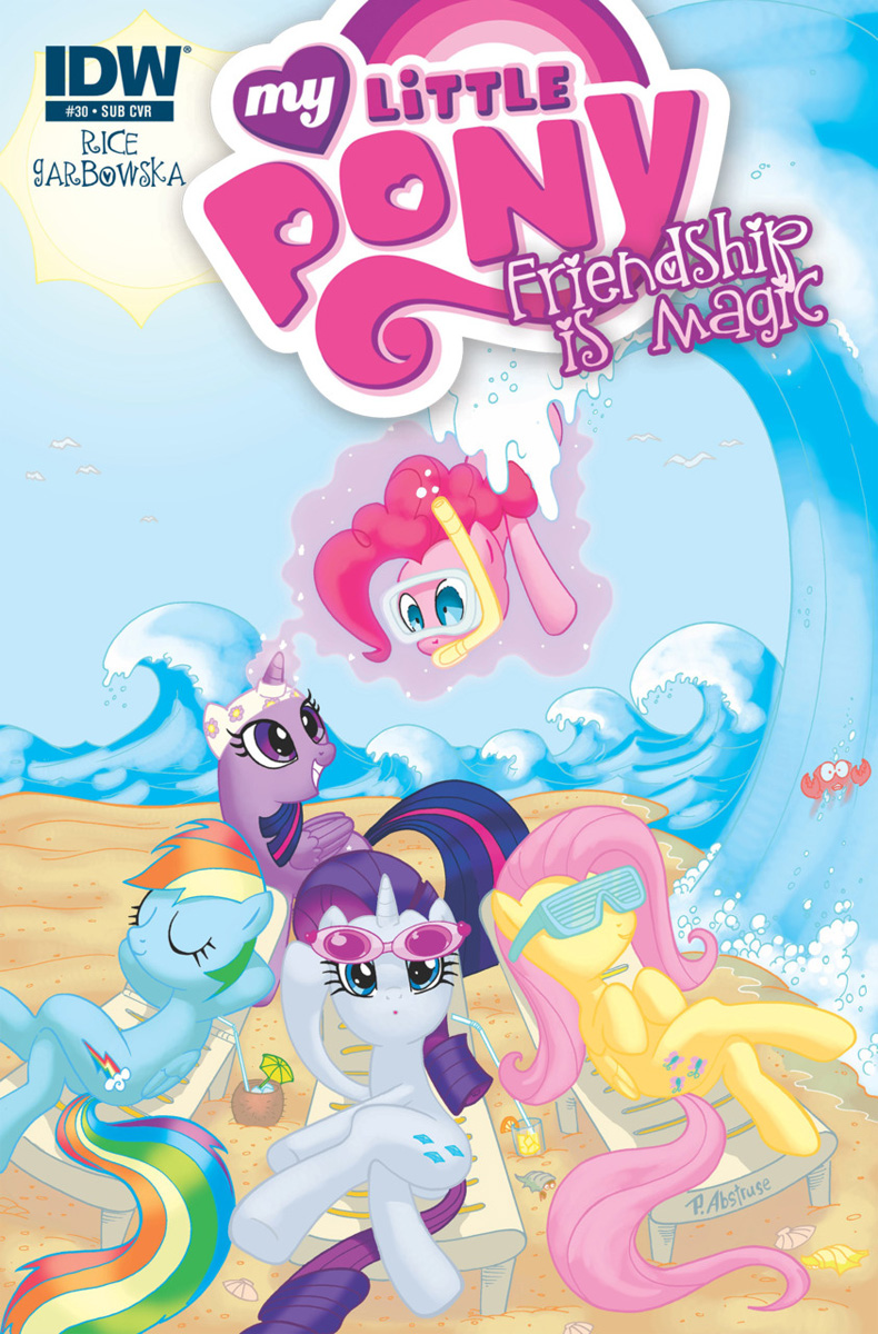 Almost same. my little pony friendship is magic cover