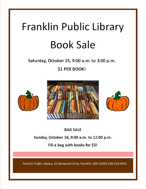 Franklin Public Library Book Sale