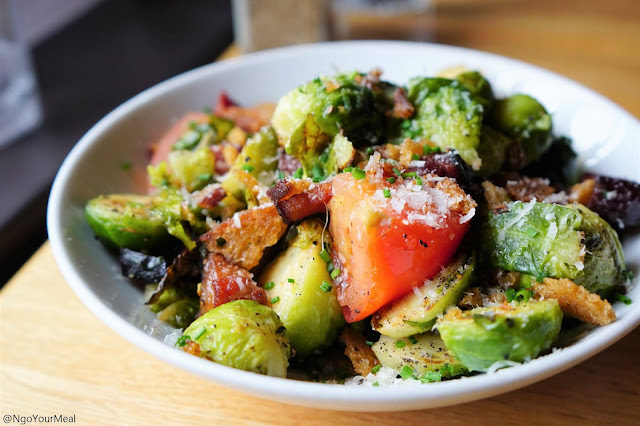 Brussels Sprouts at Tip Tap Room in Boston