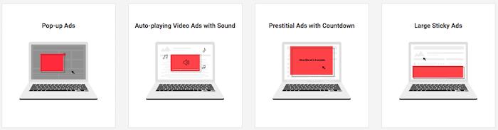 Bagaimana Cara mematuhi Better Ads Standard Google Adsense?