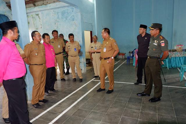KodimKaranganyar - Patroli Ciptakan Situasi Kondusif Jelang Pilkades Serentak Kabupaten Karanganyar
