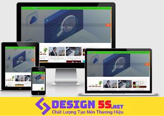 Template blogspot dịch vụ website