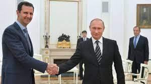 Putin holds meeting with Syria's Assad at Kremlin