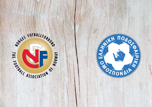 Norway vs Greece -Highlights 06 June 2021