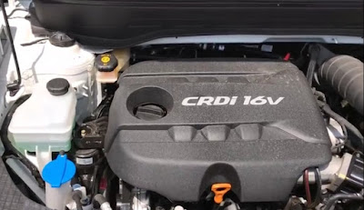 Hyundai Venue Engine