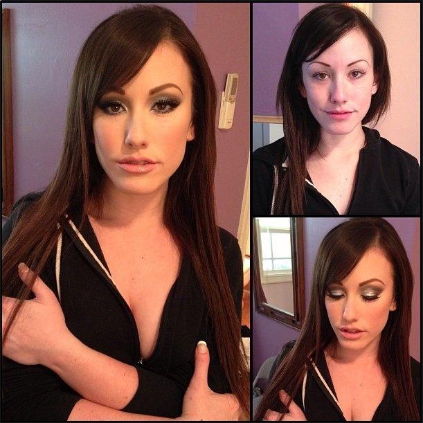Pornstars Without Makeup 27