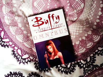 Buffy the Vampire Slayer: Omnibus Vol.1 by Joss Whedon, Christopher Golden...