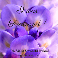 Marilyn's Treats Thursday Favorite Things Feature