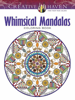 Creative Haven Whimsical Mandalas by Shala Kerrigan