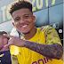 England winger Jadon Sancho agrees new £190k-a-week contract at Borussia Dortmund