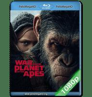 EL PLANETA DE LOS SIMIOS: LA GUERRA (2017) FULL 1080P HD MKV ESPAÑOL LATINO