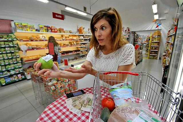31 % наших сограждан подтвердили, что им пришлось снизить расходы на еду – сейчас они ограничиваются минимумом, которого едва достаточно для физического выживания.