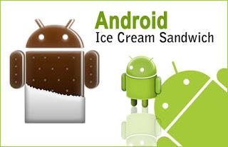 Android 4.0–4.0.2 Ice Cream Sandwich (API level 14), (API level 15)