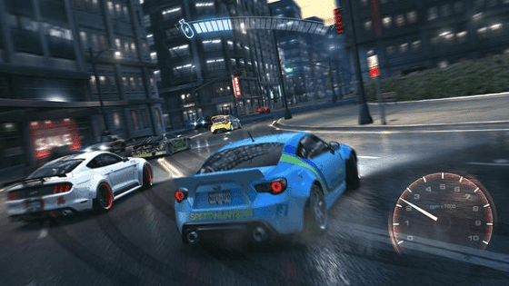 need for speed no limit hadir di android