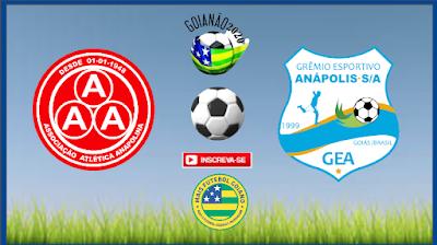 Já rebaixada a Divisão de Acesso, Anapolina quer terminar o Goianão com vitória