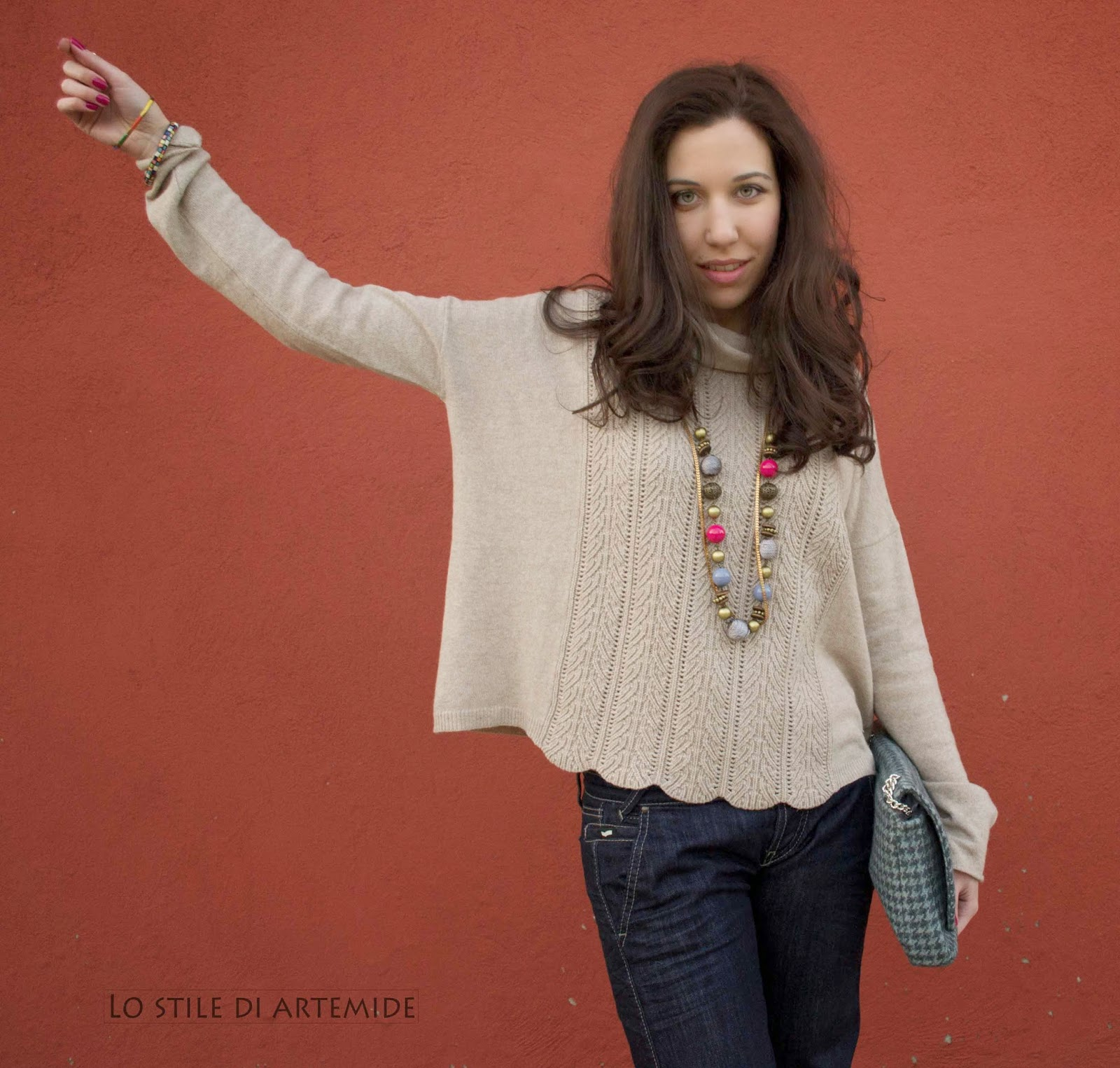 maglione cachemire