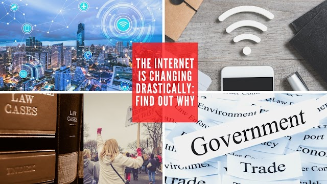 The Internet is Changing Drastically: Find Out Why