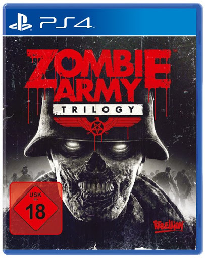 تحميل لعبة zombie army trilogy