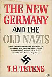 books Germany Nazi ratlines war crimes money laundering corruption