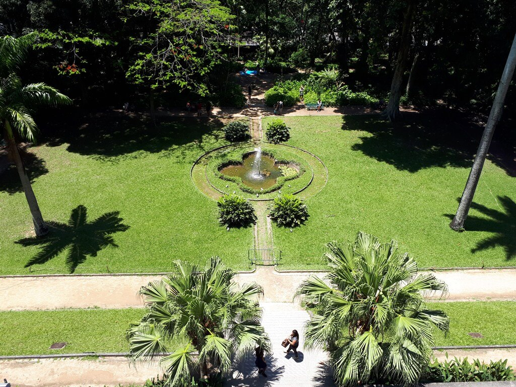 Terraço Parque Lage