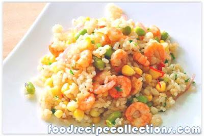 Recipe for Shrimp Fried Rice