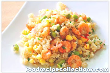 Delicious Recipe for Shrimp Fried Rice