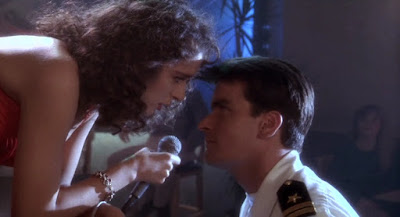 Hot Shots 1991 movie still Valeria Golino