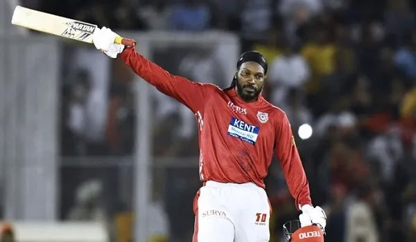 Chris Gayle completes 1,000 sixes in T20 cricket