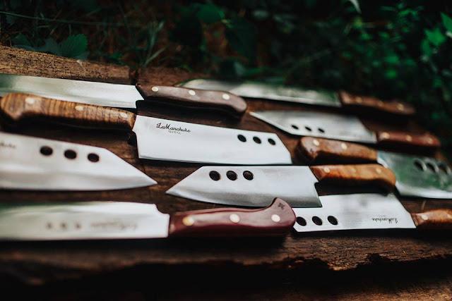 Couteau artisanal LaManchure