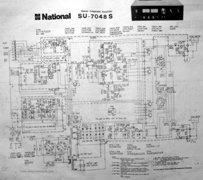 schematic diagram national su-7048s