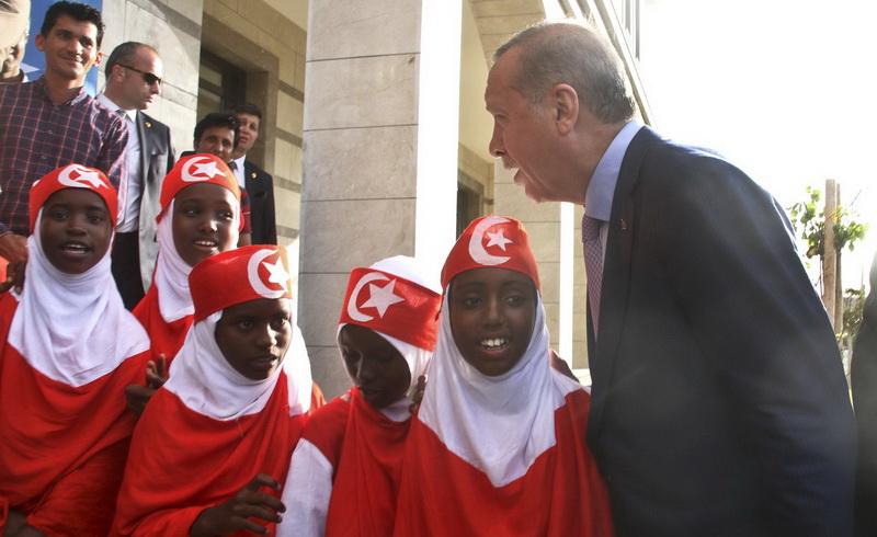 Η εξίσωση ή οι αποικιακές φιλοδοξίες των νεο-οθωμανών Τούρκων