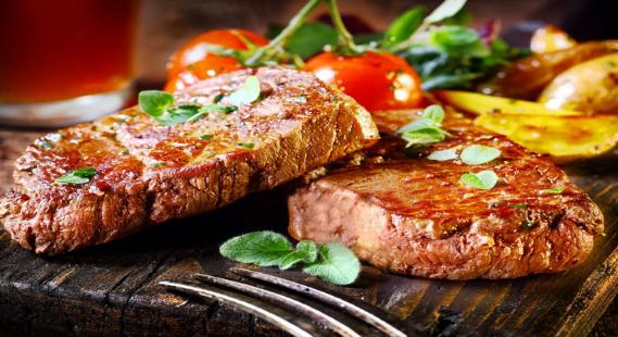 Cara Bikin Steak Daging Sapi Rumahan Beserta Saus Barbeque