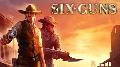 Download Game Android Gratis Six Guns apk + obb