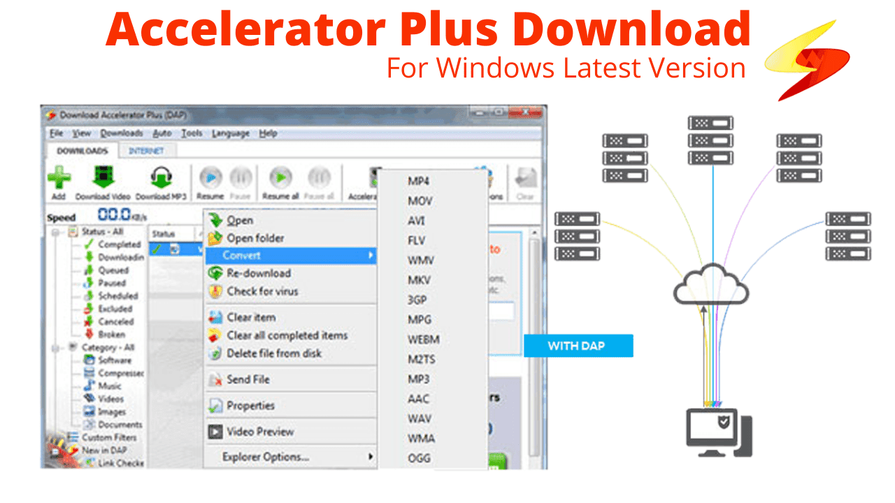 Accelerator Plus Download For Windows Latest Version
